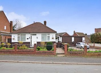 Thumbnail 3 bed detached bungalow for sale in Albert Street, Cannock, Staffordshire