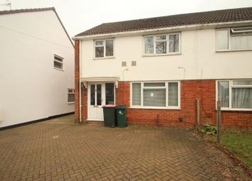 Thumbnail 3 bedroom semi-detached house to rent in St. Marys Drive, Crawley