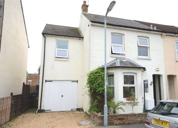 Thumbnail 4 bed semi-detached house for sale in Institute Road, Aldershot, Hampshire