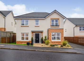 Thumbnail 4 bed detached house for sale in Mossbeath Gardens, Glasgow