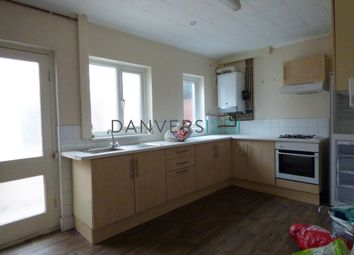 Thumbnail 2 bed town house to rent in Ireton Road, Leicester
