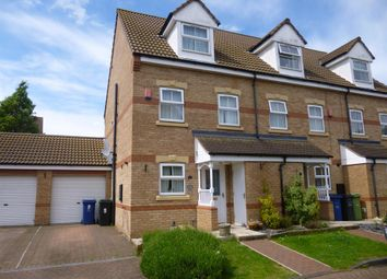Thumbnail 3 bedroom town house for sale in Falcon Grove, Gainsborough