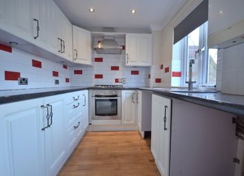 Thumbnail 3 bed terraced house to rent in Walsingham Close, Gillingham