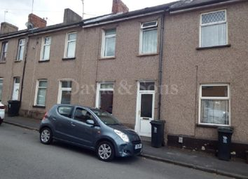 Thumbnail 3 bed end terrace house to rent in Bank Street, Newport