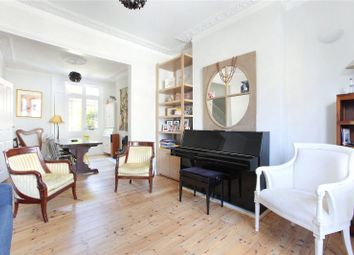 Thumbnail 4 bed terraced house to rent in Harbut Road, Battersea, London