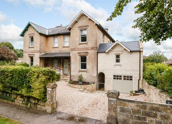 Thumbnail 6 bedroom semi-detached house for sale in The Avenue, Combe Down, Bath, Somerset