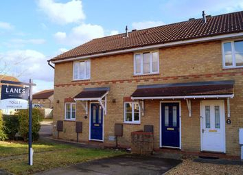 Thumbnail 2 bed terraced house for sale in Ampleforth, Monkston, Milton Keynes