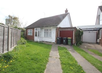 Thumbnail 3 bed detached bungalow for sale in Larkfield Close, Ashingdon, Rochford