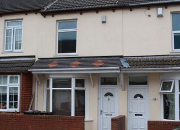 Thumbnail 3 bedroom terraced house to rent in Prosser Street, Wolverhampton