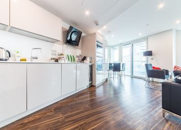 Thumbnail 1 bed flat to rent in Altitude Point, 71 Alie Street, London