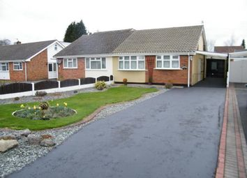 Thumbnail 2 bed bungalow for sale in Ashley Road, Chase Terrace, Burntwood