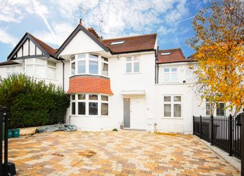 Thumbnail 4 bed terraced house for sale in Wren Avenue, London