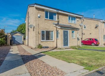 Thumbnail 2 bed semi-detached house for sale in Cromwell Court, Drighlington