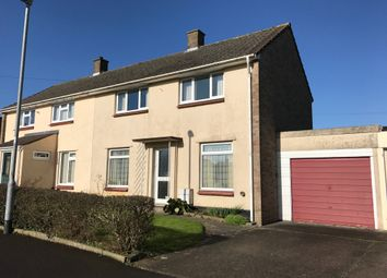 Thumbnail 3 bed semi-detached house for sale in Oakfield Close, Frome