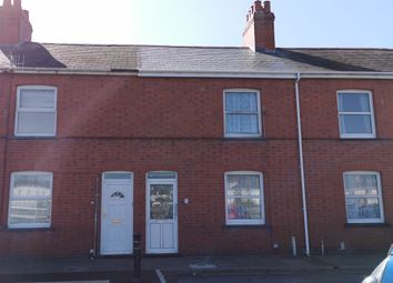 Thumbnail 2 bedroom terraced house to rent in Glanrafon Terrace, Aberystwyth