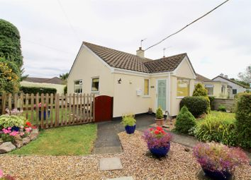 Thumbnail 2 bed semi-detached bungalow for sale in Treyew Place, Carharrack, Redruth
