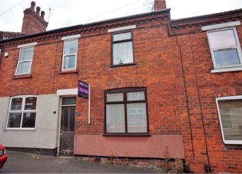 Thumbnail 2 bed terraced house for sale in Walmer Street, Lincoln
