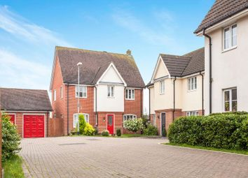 Thumbnail 4 bedroom detached house to rent in Orchid Fare, Highfields Caldecote, Cambridge