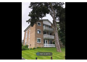 Thumbnail 1 bed flat to rent in Upton Lodge Close, Bushey