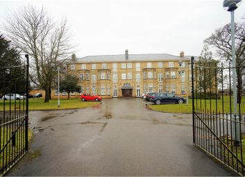 Thumbnail 2 bed flat for sale in Chichester Road, Bracebridge Heath