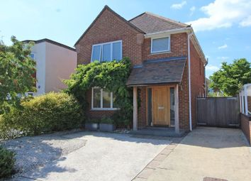 Thumbnail 3 bed detached house for sale in Lackford Avenue, Totton, Southampton