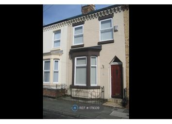 Thumbnail 3 bedroom terraced house to rent in Makin Street, Liverpool