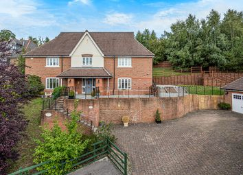 Thumbnail 7 bed detached house for sale in Ibworth Lane, Fleet