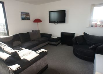 Thumbnail 2 bed penthouse for sale in Sedgewick Court, Central Way, Warrington