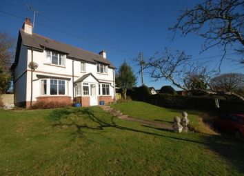 Thumbnail 3 bed detached house for sale in Burrow Lane, Newton Poppleford, Sidmouth