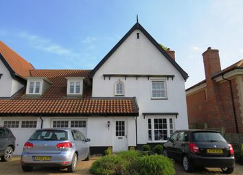 Thumbnail 4 bedroom property to rent in Jubilee Close, Norton, Bury St. Edmunds