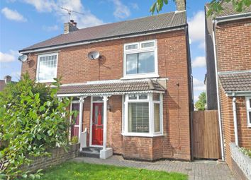 Thumbnail 2 bed semi-detached house for sale in Crawley Road, Horsham, West Sussex