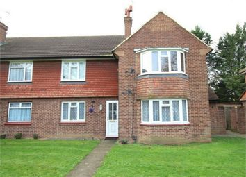 Thumbnail 2 bed flat for sale in Booth Drive, Staines Upon Thames, Surrey