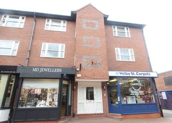 Thumbnail 2 bed flat to rent in Welby Street, Grantham