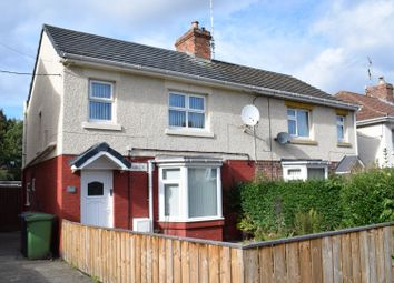Thumbnail 3 bed semi-detached house for sale in Welbeck Road, Choppington
