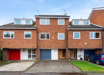 Thumbnail 4 bed terraced house to rent in Kerton Row, Bickerton Road, Birkdale, Southport