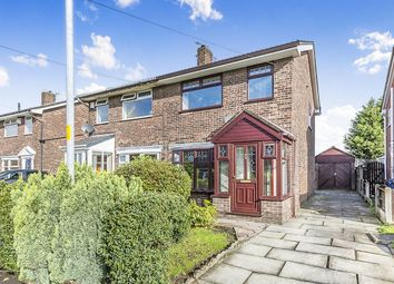 Thumbnail 3 bed semi-detached house to rent in Tenbury Drive, Ashton-In-Makerfield, Wigan