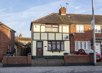 Thumbnail 3 bedroom end terrace house for sale in Wood Lane, West Bromwich