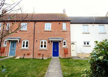 Thumbnail 2 bedroom terraced house to rent in Cleves Road, Haverhill