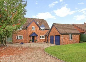 Ogbourne St. George, Marlborough, Wiltshire SN8. 5 bed detached house for sale