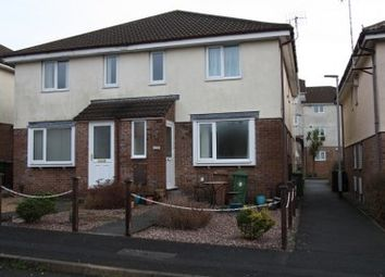 Thumbnail 2 bedroom end terrace house to rent in White Friars Lane, Plymouth