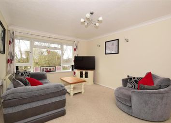 Thumbnail 2 bed flat for sale in Cressal Mead, Leatherhead, Surrey