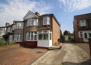 Thumbnail 3 bed semi-detached house to rent in Oldfield Lane South, Greenford, Middx
