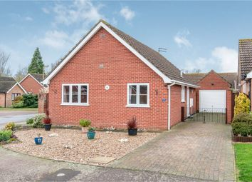 Thumbnail 2 bed detached bungalow for sale in Clements Close, Scole, Diss