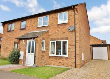 Thumbnail 3 bedroom semi-detached house for sale in Arthurton Road, Spixworth, Norwich