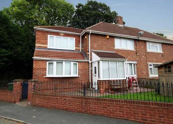 Thumbnail 3 bedroom semi-detached house for sale in Rosyth Road, Sunderland, Tyne And Wear