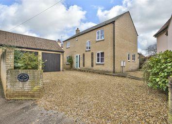 Thumbnail 4 bed detached house for sale in Chapel Street, Alconbury, Huntingdon, Cambridgeshire