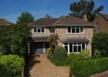 Thumbnail 4 bed detached house for sale in Hampden Drive, Kidlington