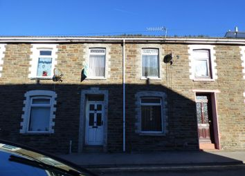 Thumbnail 3 bed terraced house to rent in Jersey Road, Blaengwynfi, Port Talbot