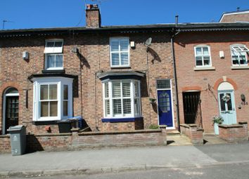 Thumbnail 2 bed terraced house for sale in Byrom Street, Altrincham