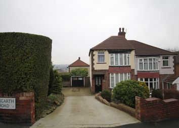 Thumbnail 3 bed semi-detached house to rent in Aysgarth Road, Sheffield